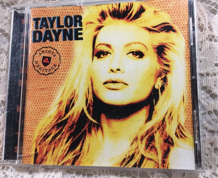 Taylor Dayne Master Hits 1999 CD 80's Tell It To My Heart 90's Dance Pop Music  | Music, CDs | eBay!
