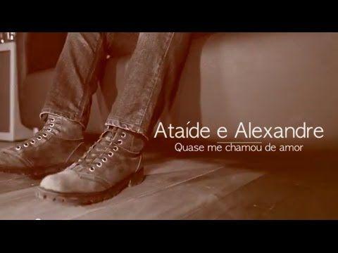 Ataíde e Alexandre - Quase me chamou de amor (CLIPE OFICIAL)