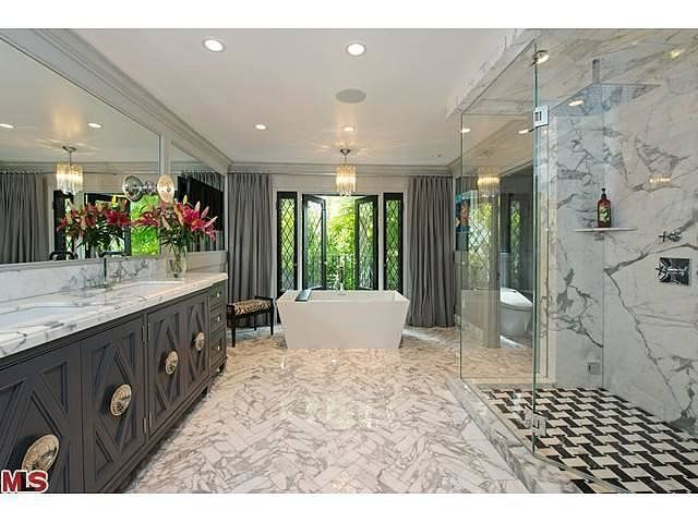 136 best Jeff Lewis images on Pinterest | Area rugs, Bathroom ...