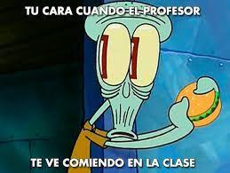 Resultado de imagen para imagenes de memes de bob esponja en español