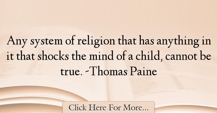 Thomas Paine Quotes About Religion - 58551
