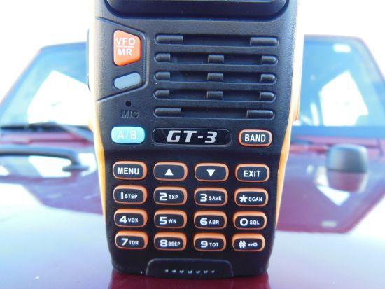 Review: Baofeng GT-3 Handheld Ham Radio  http://modernsurvivalonline.com/review- baofeng-gt-3-handheld-ham-radio/