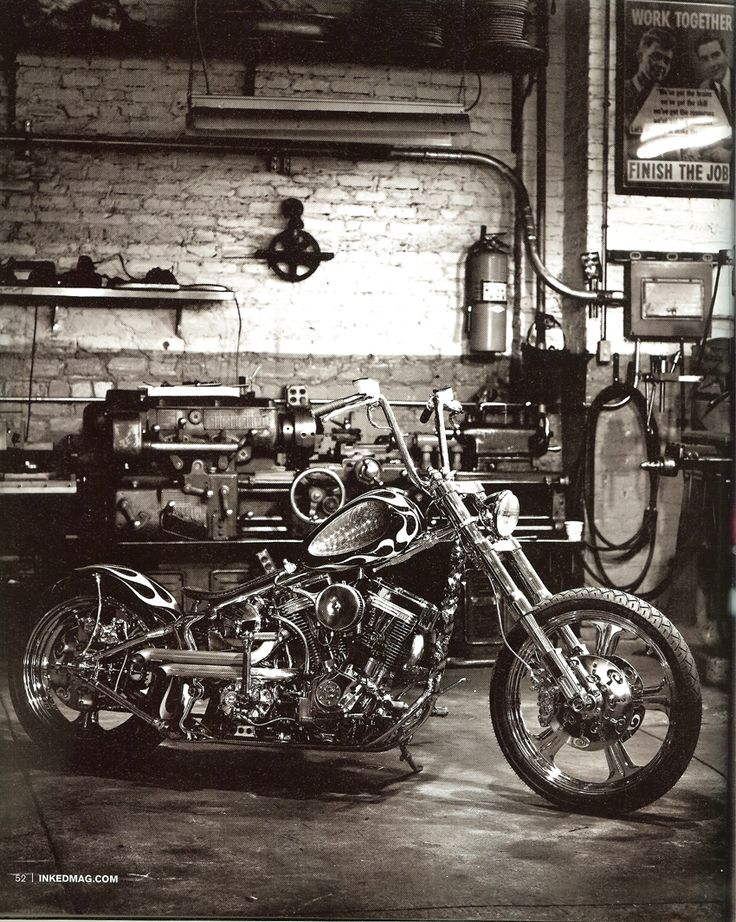 Indian Larry Chopper and my favorite