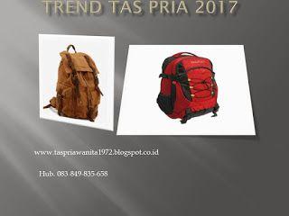 Grosir Tas Pria dan Wanita Tunggal Jaya: Model Trend Tas Pria Tahun 2017