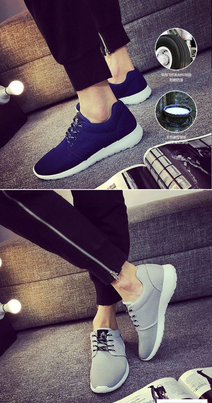 2016 Nova Primavera e Verão dos homens Sapatos Casuais Sapatos Baixos Respirável Air Mesh Sapatas Dos Homens Zapatos chaussure homme Coreano Hombre em Calçados Casuais dos homens de Sapatos no AliExpress.com   Alibaba Group