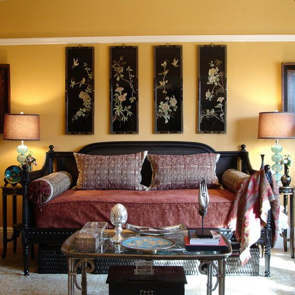 Chinese Motives In The Classical Theme Impressive Interiors By Adeeni Design Group