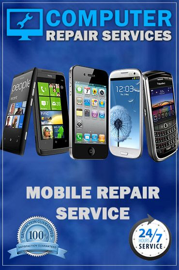 Mobile Phone Repair Service Computer-Repair-Service.co.uk offers a full range of mobile phone repair services. We run one of the most experienced mobile phone repair facilities in London, covering many commercial brands of smartphones.
