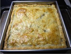 Beef Pie -- a Pennsylvania Dutch recipe