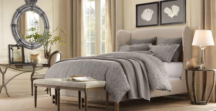 grey   beige bedroom bedroom design ideas pinterest Bedroom Design Ideas Pinte Pinterest Master Bedroom Decor