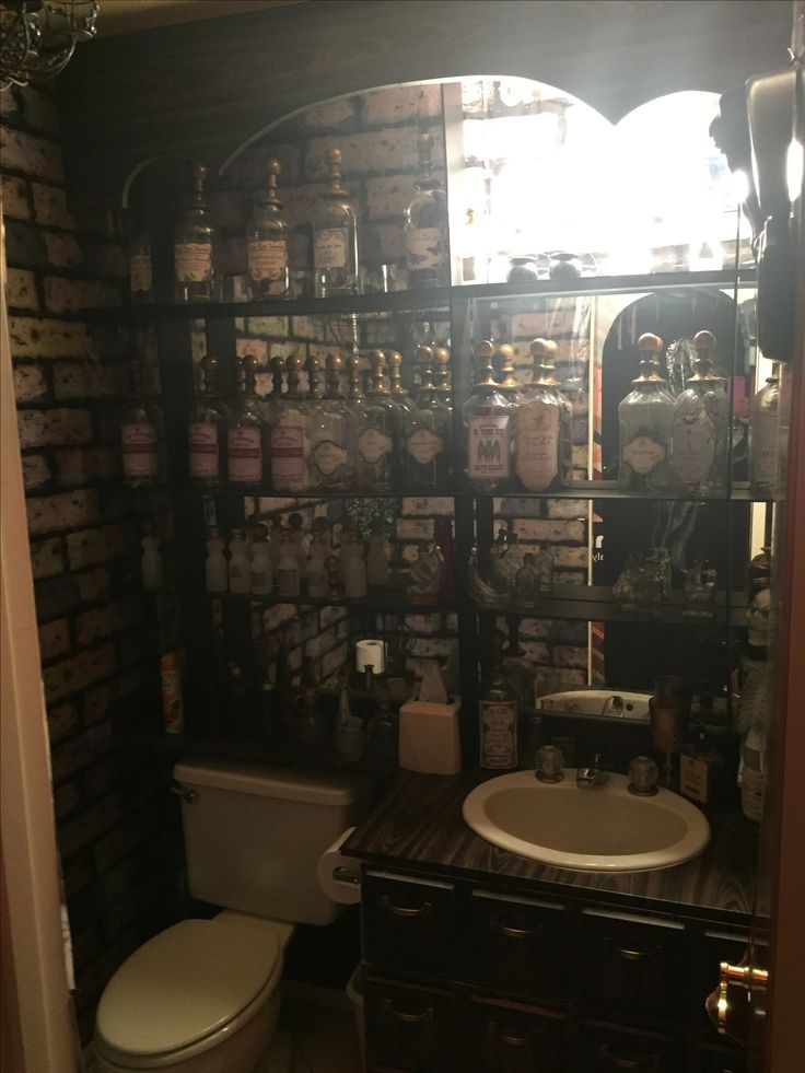 Harry potter bathroom 28 images 17 best images about for Z gallerie bathroom decor