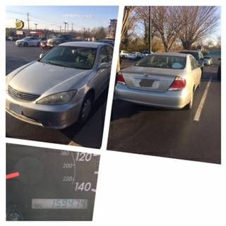 2005 Toyota Camry for sale clean title. (TOWSON MD) $4300