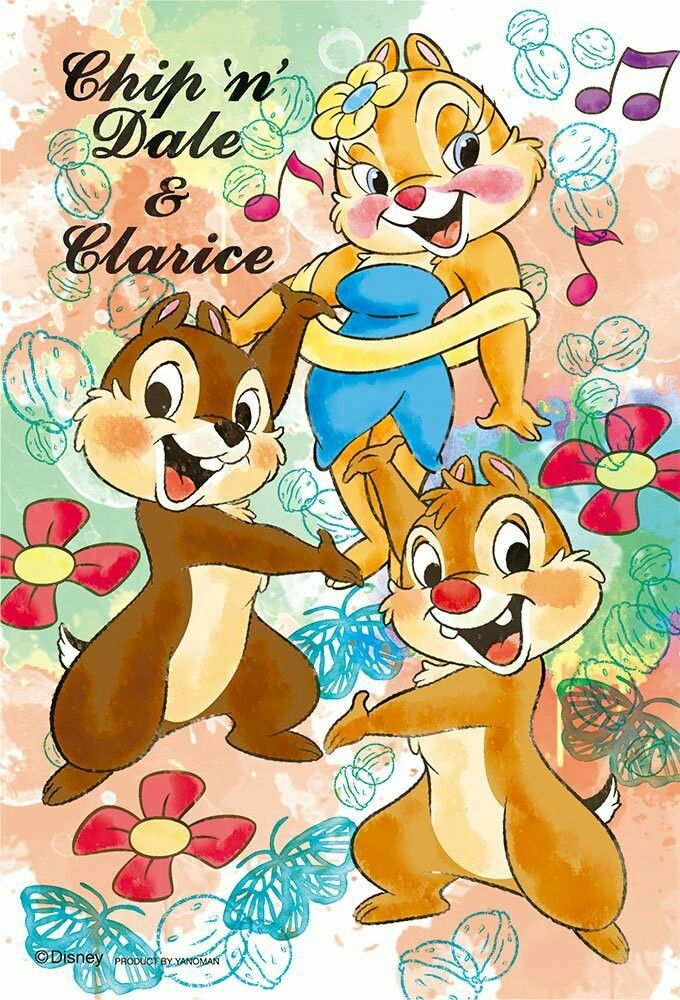 🌲🐿🌲Chip and Dale🌲🐿🌲
