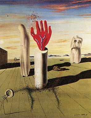 Identificados dois novos quadros de Salvador Dalí