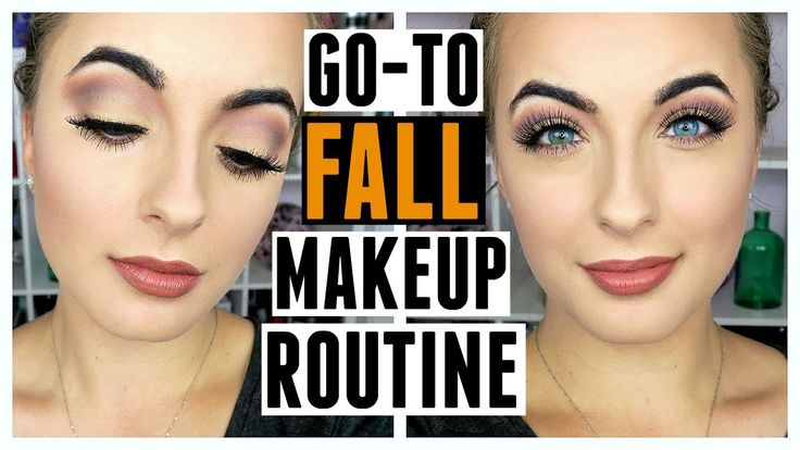My Go-To Fall Makeup Tutorial