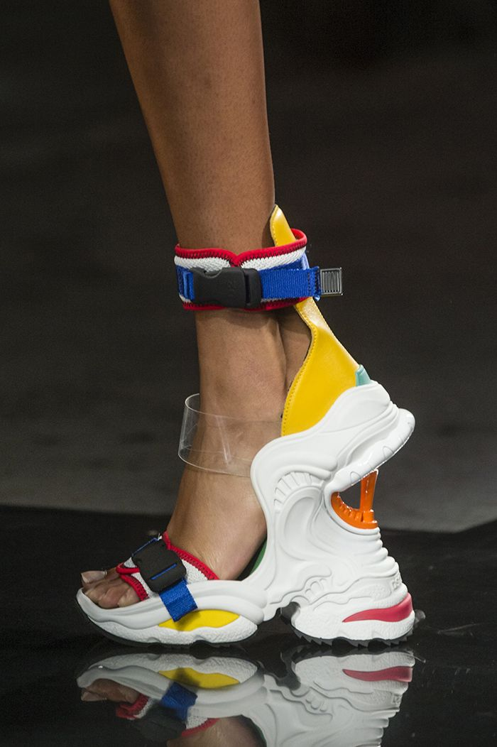 Dsquared2 Took Sneaker Sandals To The Next Level | Shoes ...
