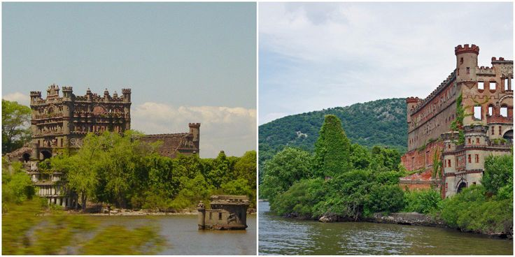 Pollepel Island is located in the Hudson River, 50 miles (80km) north of New York City. In some cases, this island is referred to as Bannerman's Islandbecause of its main feature: Bannerman's Castle. The castle served as a military surplus warehouse and is now abandoned. Successful surplus store business The second-handmilitary shop business was …