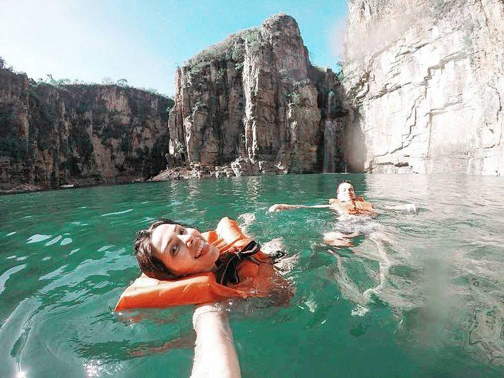 """Canyon de Furnas - Capitólio MG - 108 curtidas, 11 comentários - Bruna Carminatti (@brunacarminatti_) no Instagram: """"A melhor viagem é sempre a próxima, mas essa vale um  #tbt #throwback 😎"""""""