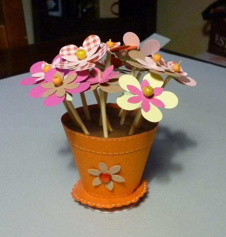 Vaso di fiori - Festa della MAMMA