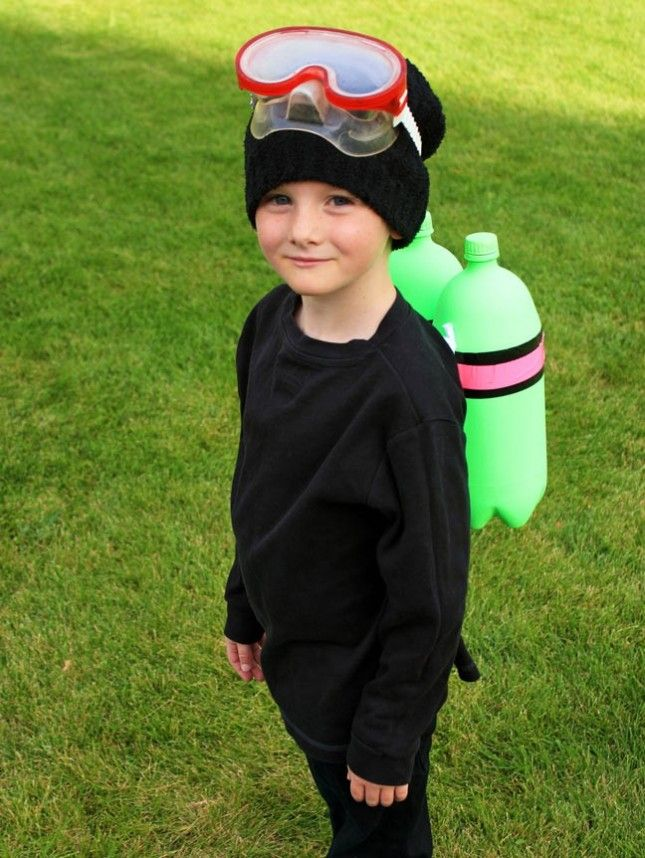 50 Last Minute DIY Halloween Costumes for Kids | Brit + Co