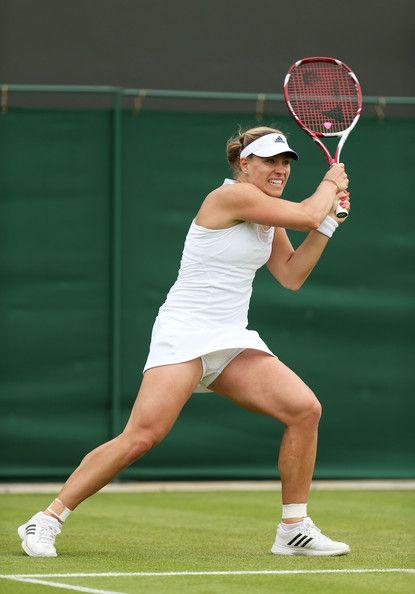 Angelique Kerber Photos: Wimbledon Tennis Championships: Day 2