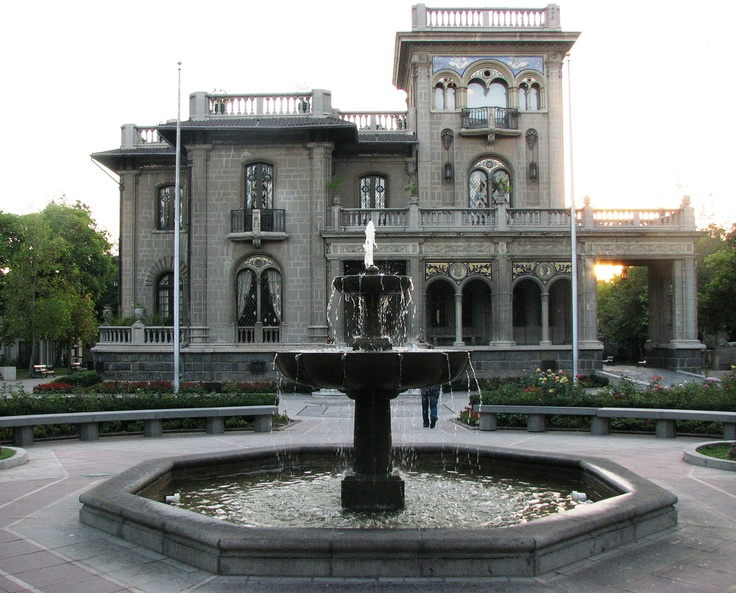 Municipalidad de Providencia, Santiago, Chile.