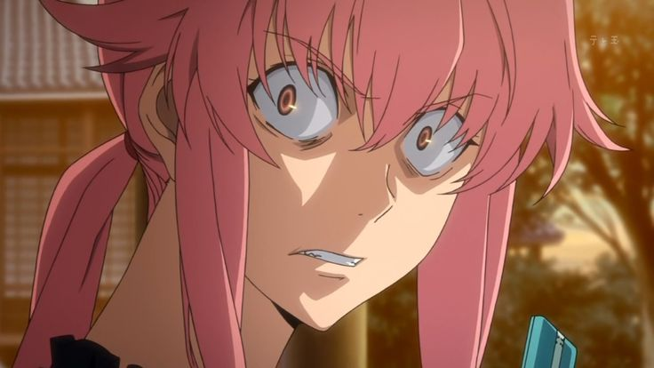 Gasai Yuno Future Diary yandere meaning definition