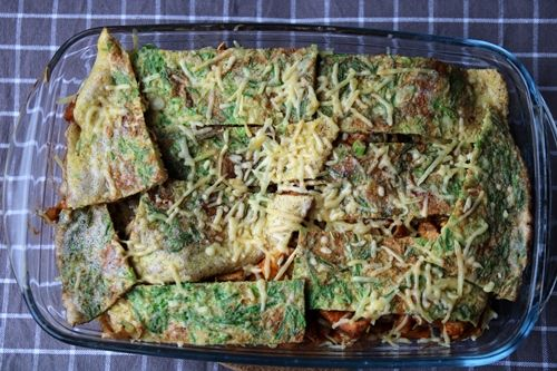 De dagelijks recepten van Ursie