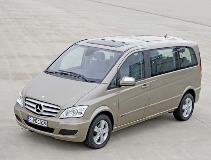 Viano (W639) Mercedes prices - http://autotras.com