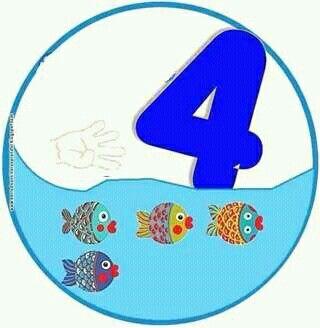 4 peces
