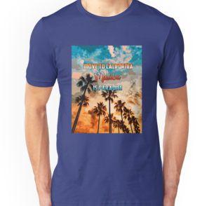 Malibu is ParadisePosters - #Vintage #Art #Artwork #Poster #California #USA #Malibu #Sunset
