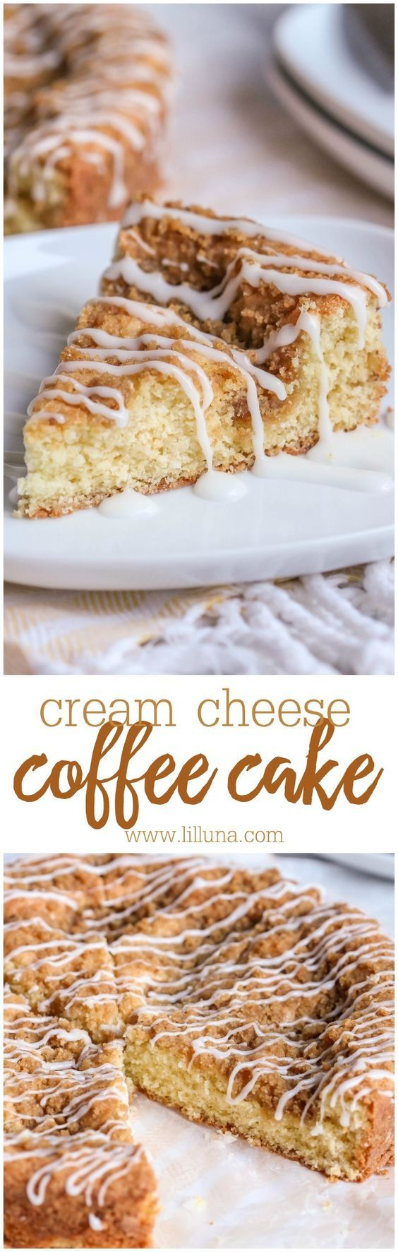 Sour Cream Coffee Cake Atk
