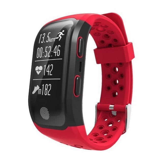 Montre Cardio-GPS