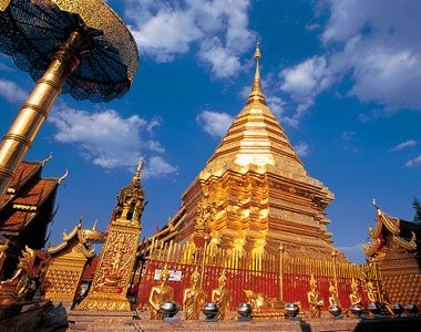 Doi Suthep Mountain- Chiang Mai