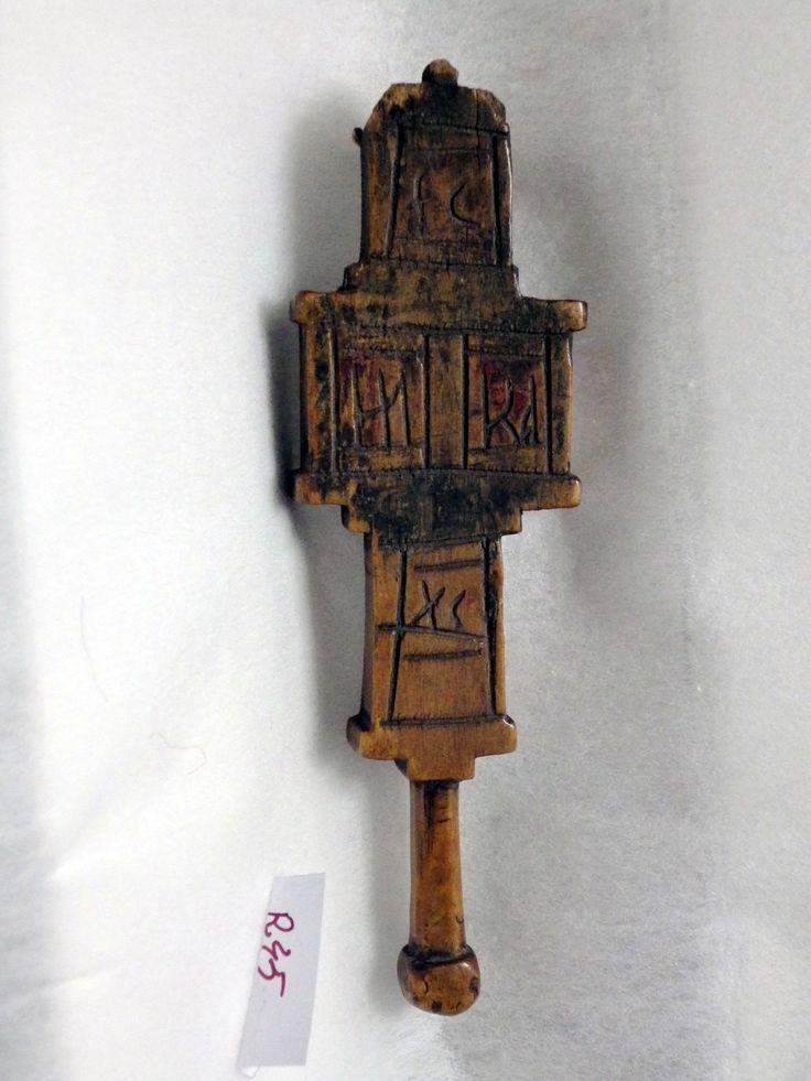 Cruce - Muzeul Naţional al Ţăranului Român - BUCUREŞTI (Patrimoniul Cultural National Mobil din Romania. Ordin de clasare: 2672/09.10.2014 - Tezaur)
