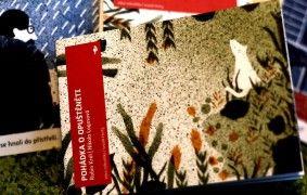 Nikola Logosová, Pohádka o Opuštěněti, illustration, graphic design, zdroj: nikkoletalogosova.tumblr.com #czechdesign #design