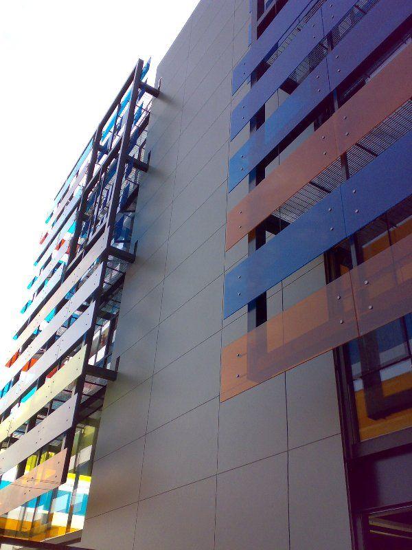 Fachadas ventiladas | Constructa