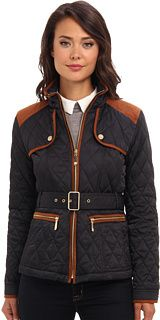 Vince Camuto Transitional Quilted Jacket G8021 on shopstyle.com