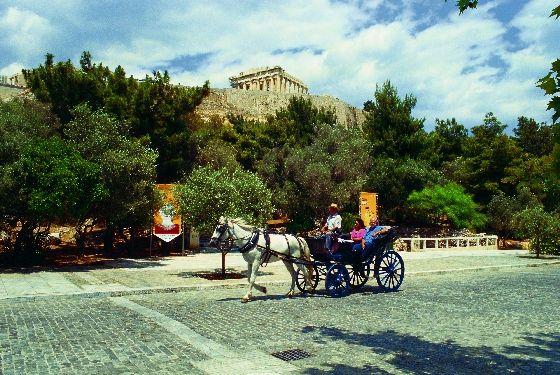 Acropolis, Athens by Nick Carter.