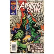 The Avengers United #16 from Marvel/Panini Comics UK. 31st July 2002 issue. In very good condition internally and cover. Bagged and boarded. £2.00