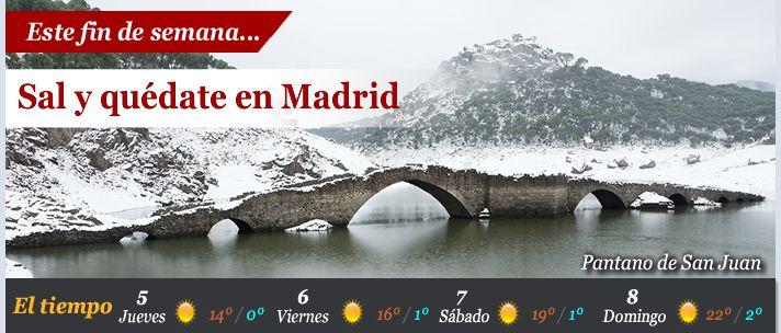 Sal y quédate en Madrid