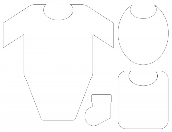 BABY CLOTHES TEMPLATE