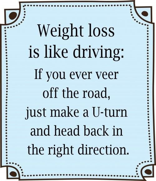 Quotes On Weight Loss ...you will achieve if you think you will achieve