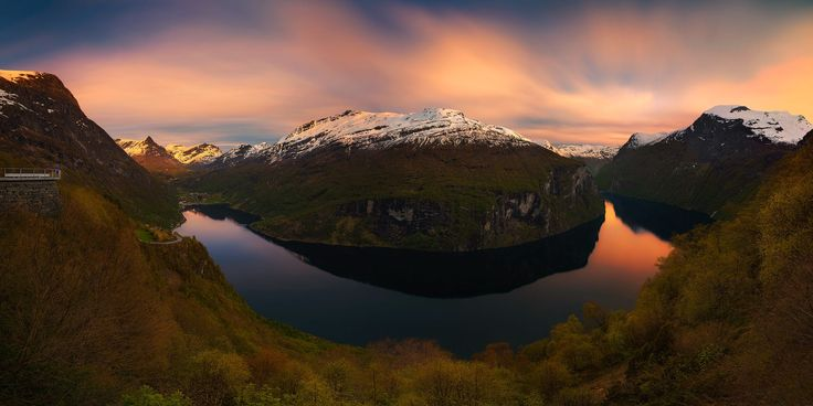 The King of the Fjords... by Pawel Kucharski on 500px