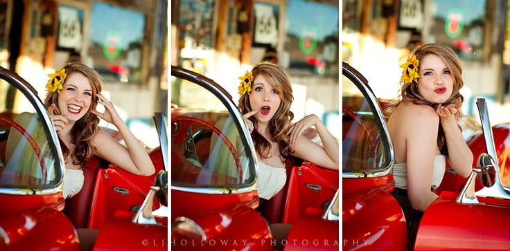 pin up teenLjholloway, Inspiration Session, Inspiration Ideas, Lexie Pinup, Holloway Photography Fashion, Portraits Photography, Pin Up Inspiration, Cars Poses, Photography Inspiration