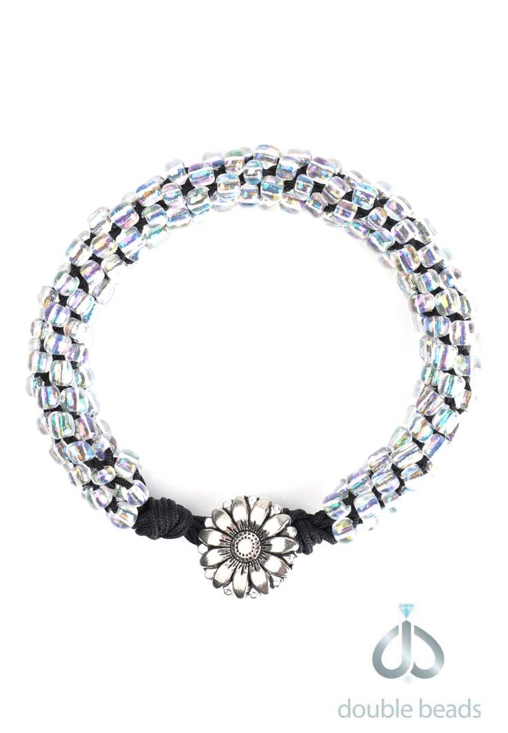 #DoubleBeads #Creation #Kumihimo check out:  http://www.snowfall-beads.com/Search/Index?searchCriteria=kumihimo