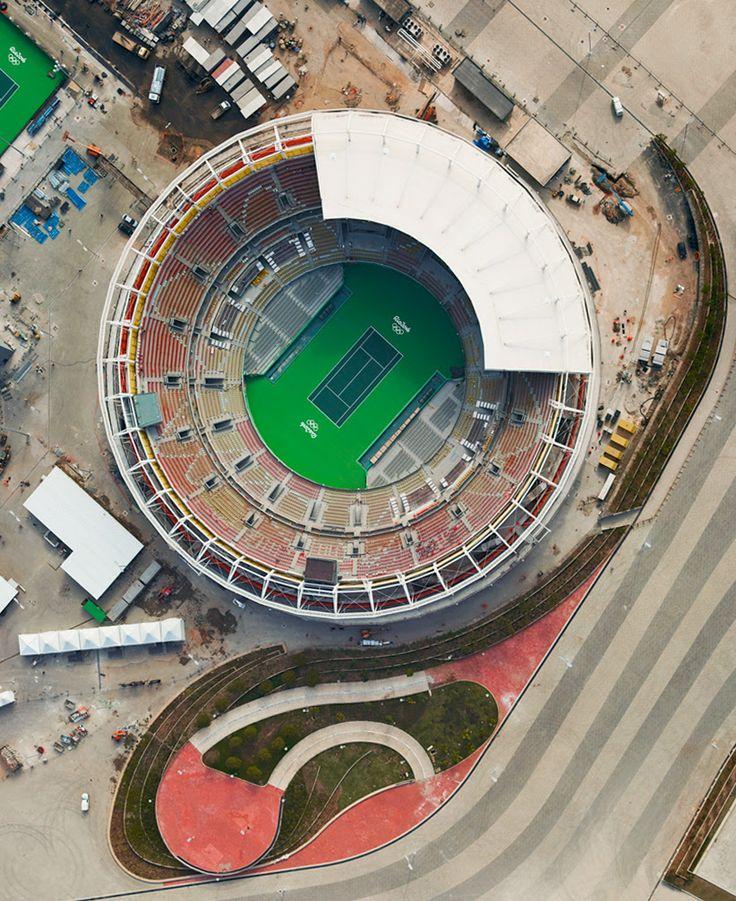 Церемония открытия XXXI Олимпиады состоится сегодня вечером в Рио-де-Жанейро