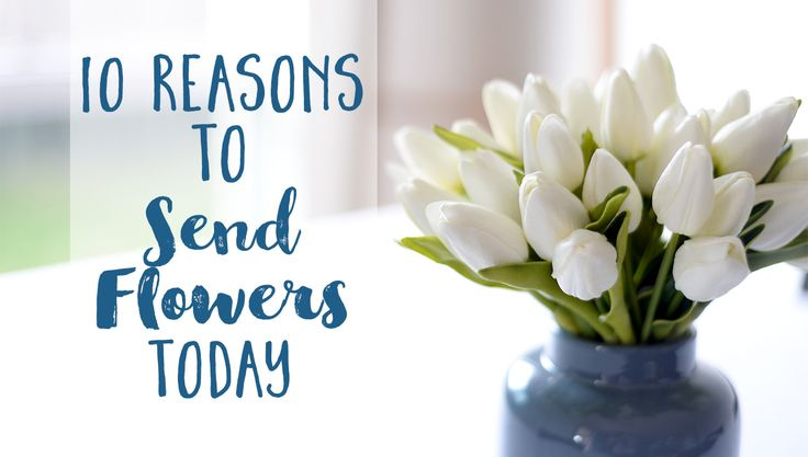 Why do we wait for #special #occasions to send #flowers? Check out these 10 excuses to send someone flowers! http://www.dailyfemme.com/2015/07/10-reasons-to-send-flowers-today.html#_a5y_p=4124683