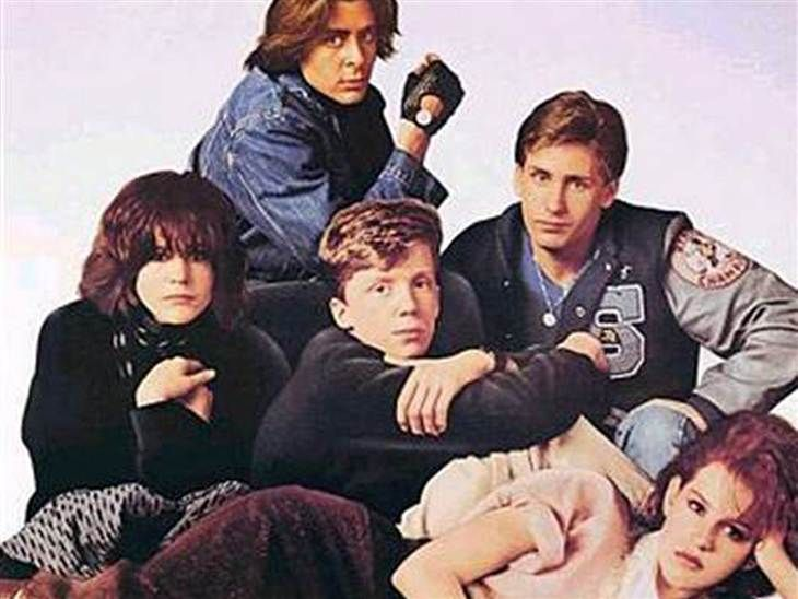 30 years ago today, March 24th, 1984,  'The Breakfast Club' met up in detention.