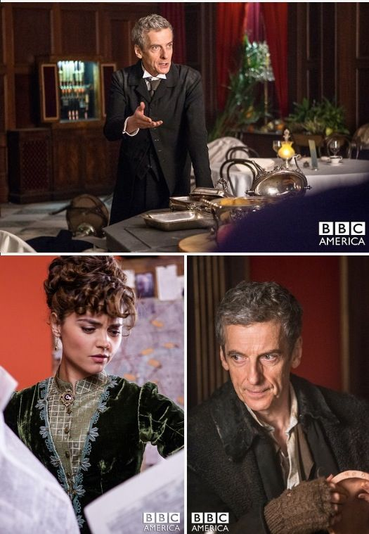 Doctor Who / Deep Breath--I can't wait!!!