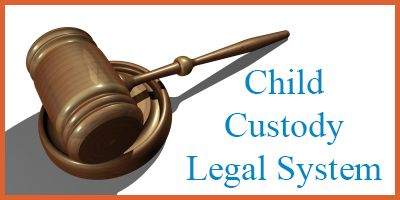 Child Custody Legal System - As Americans, we have the best legal system in the world. That said, surviving through the child custody legal system perhaps after a divorce, annulment, or paternity suit, can be the most taxing experience of your life. Assuming you cannot agree at the time of the separation, we have a state run system or jurisdiction process to assist parents in determine who has legal or primary custody of the child or children.  Click image to read more...
